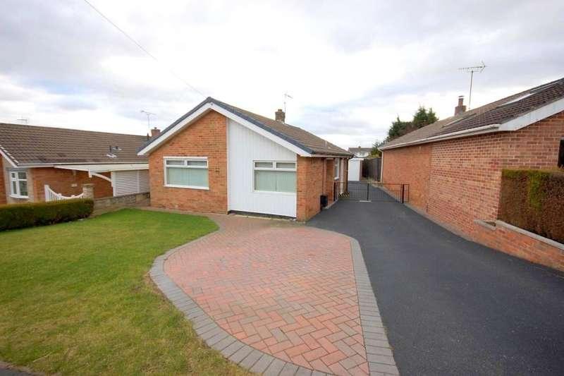 2 Bedrooms Detached Bungalow for rent in Dovedale Crescent, Belper, DE56
