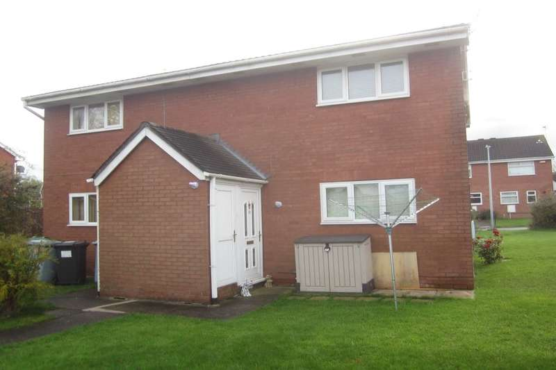 1 Bedroom Flat for sale in Holbury Close, Crewe, CW1