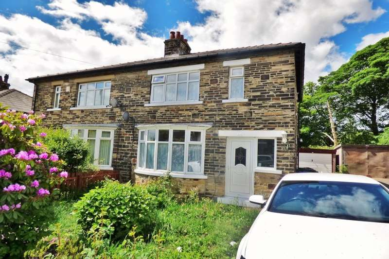 3 Bedrooms Semi Detached House for sale in St. Leonards Grove, Bradford, BD8