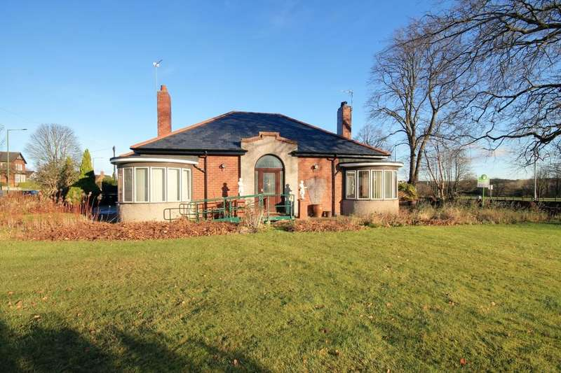 2 Bedrooms Detached Bungalow for sale in Durham Road, Chester Le Street, DH3
