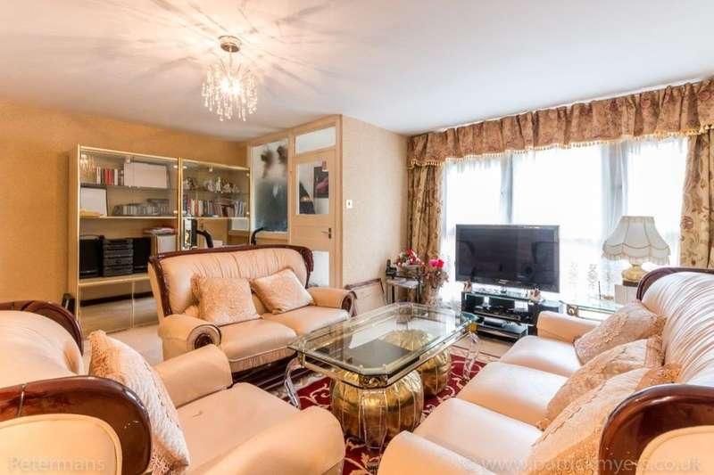 2 Bedrooms Flat for sale in Flaxman Road, London, SE5