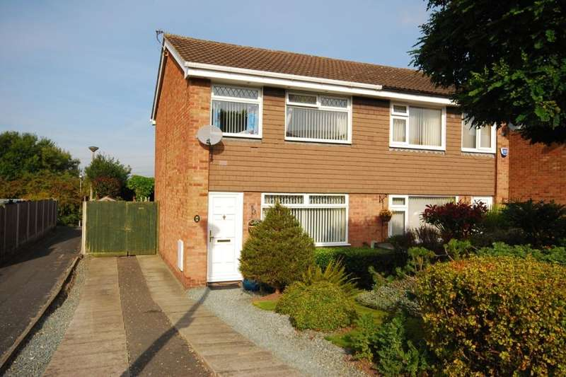 3 Bedrooms Semi Detached House for sale in Wayford Close, Frodsham, WA6
