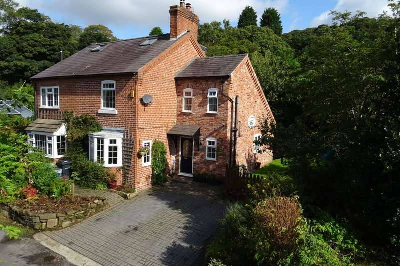 4 Bedrooms Semi Detached House for sale in Alvanley Road, Helsby, Frodsham, WA6