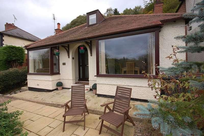 3 Bedrooms Detached Bungalow for sale in Derby Road, Ambergate, Belper, DE56