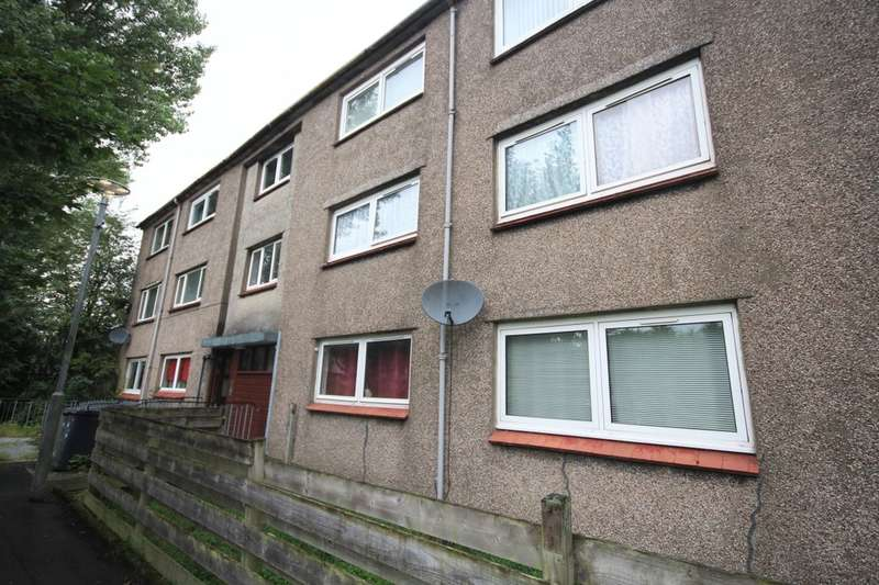 3 Bedrooms Flat for sale in Morven Drive, Linwood, Paisley, PA3
