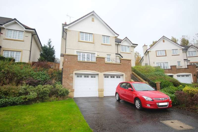 5 Bedrooms Detached House for sale in Balmoral Drive, Bishopton, PA7