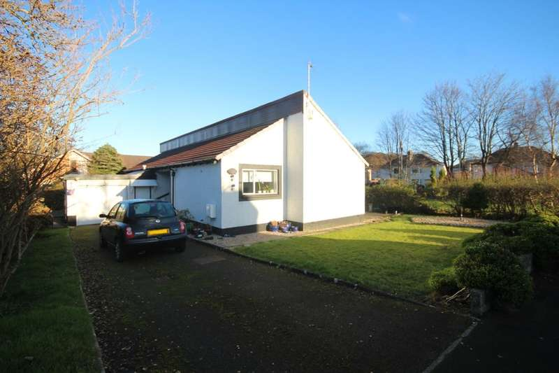 4 Bedrooms Detached Bungalow for sale in Park Crescent, Inchinnan, Renfrew, PA4