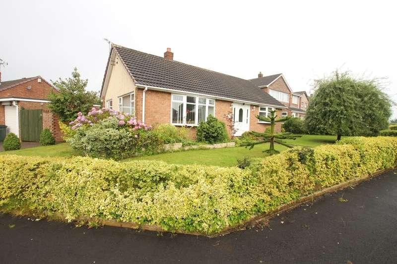 2 Bedrooms Detached Bungalow for sale in Buckinghamshire Road, Belmont, Durham, DH1