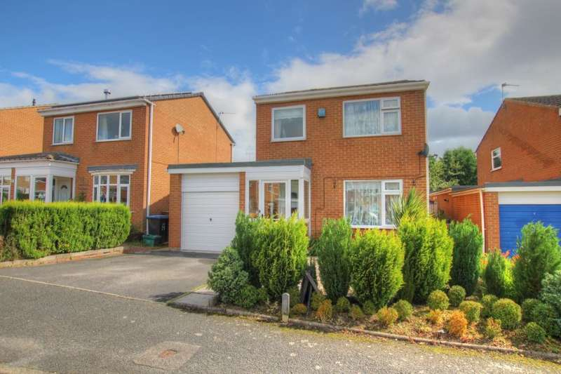 3 Bedrooms Detached House for sale in Lexington Court, Brandon, Durham, DH7