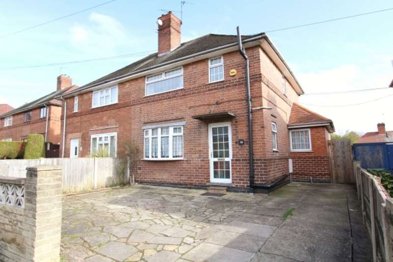 4 Bedrooms Semi Detached House for rent in Boundary Crescent, Beeston, Nottingham, NG9