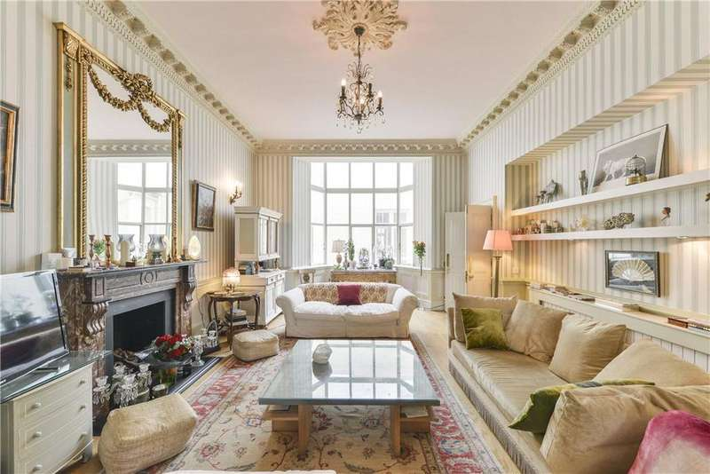 3 Bedrooms Flat for sale in Cleveland Square, Bayswater, London, W2