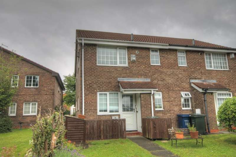 1 Bedroom Property for sale in Alverston Close, Lemington Rise, Newcastle Upon Tyne, NE15