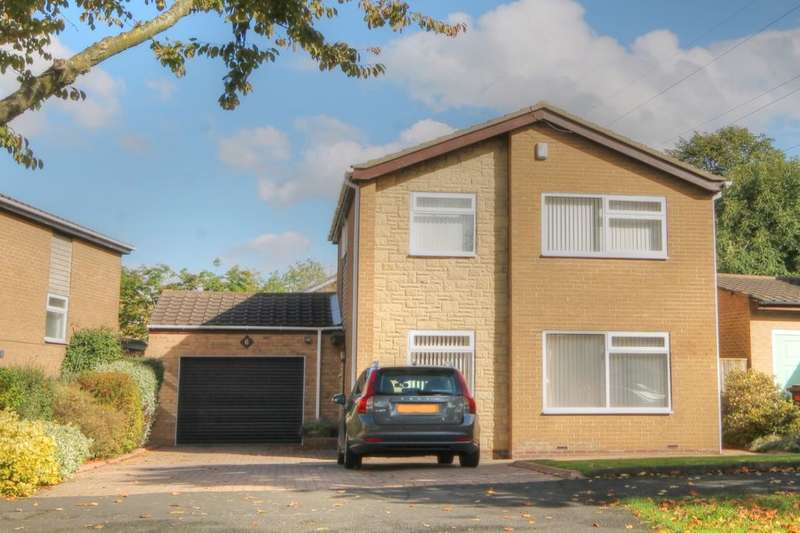 4 Bedrooms Detached House for sale in Madeira Close, St Johns Estate, Newcastle Upon Tyne, NE5