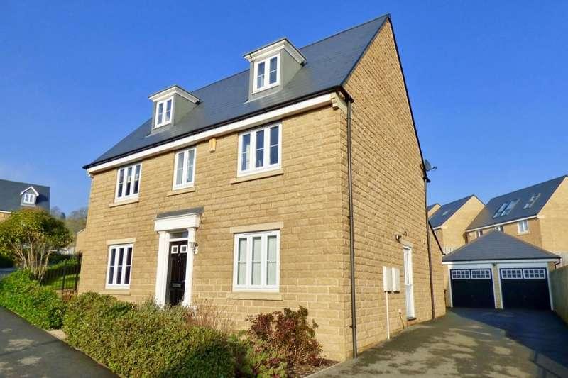 5 Bedrooms Detached House for sale in Honey Pot Drive, Baildon, Shipley, BD17