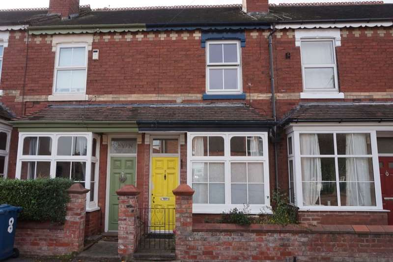 2 Bedrooms Property for sale in Christopher Terrace, Stafford, ST17