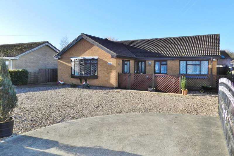 3 Bedrooms Detached Bungalow for sale in Mumby Road, Huttoft, Alford, LN13
