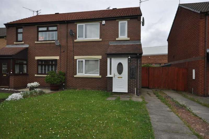 3 Bedrooms Semi Detached House for rent in The Leazes, Millfield, Sunderland