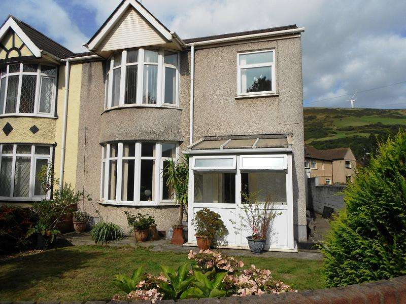 3 Bedrooms Semi Detached House for rent in Beechwood Road, Port Talbot, Neath Port Talbot.