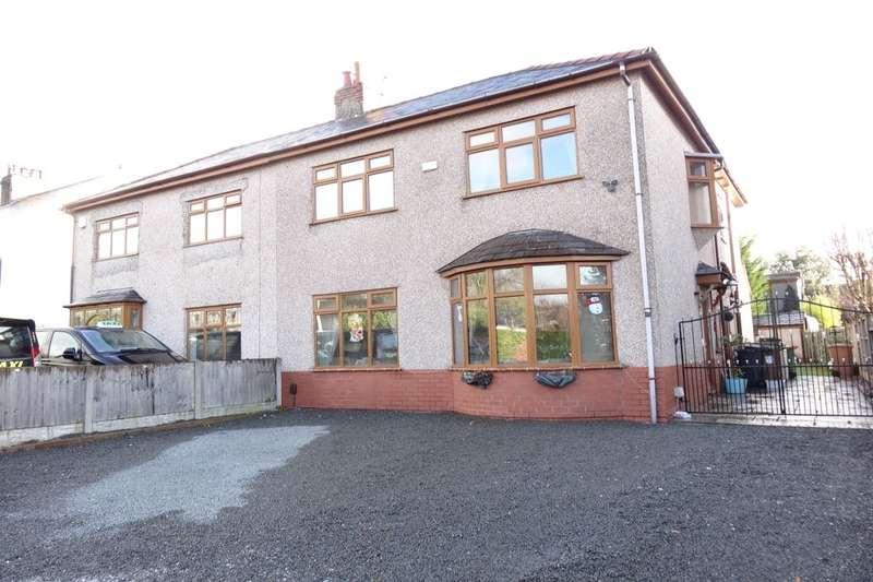 4 Bedrooms Semi Detached House for sale in Black Bull Lane, Fulwood, Preston, PR2