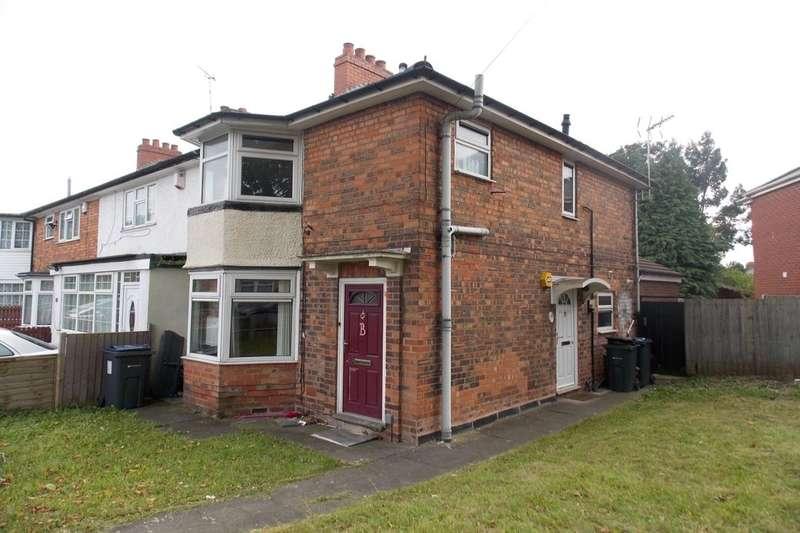 1 Bedroom Flat for sale in Eastfield Road, Bordesley Green, Birmingham, B9