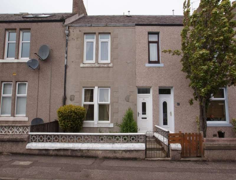 1 Bedroom Flat for sale in Whyterose Terrace, Methil, Leven, KY8