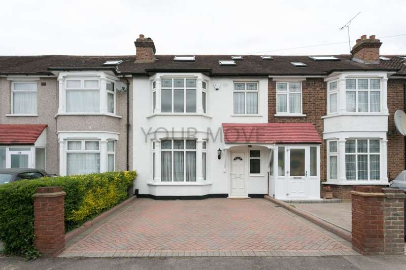 4 Bedrooms Property for sale in Marmion Avenue, Chingford, London, E4