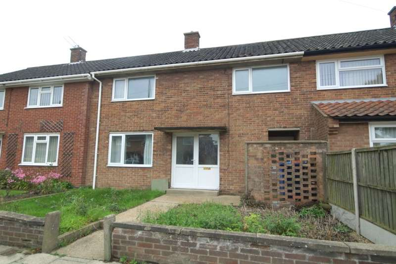 3 Bedrooms Property for sale in Witard Road, Heartsease, Norwich, NR7
