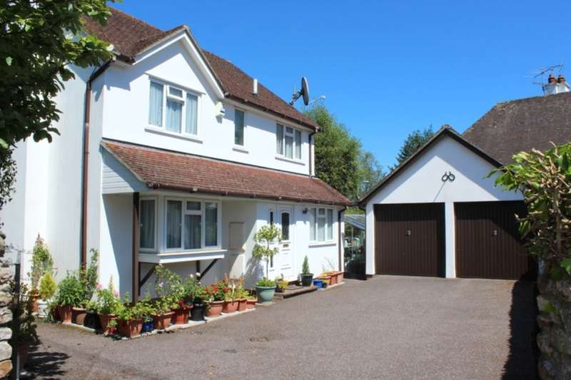 4 Bedrooms Detached House for sale in Ice House Lane, Sidmouth, EX10
