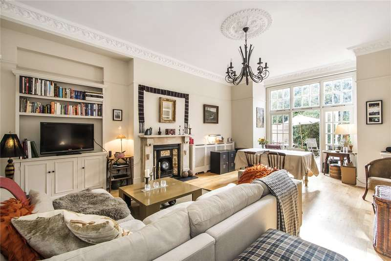 2 Bedrooms Flat for sale in Keswick Road, London, SW15