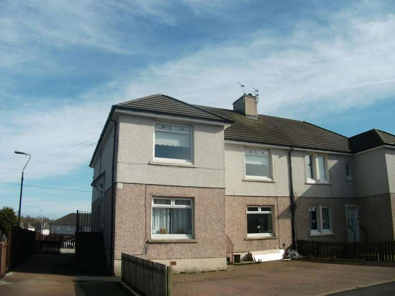 3 Bedrooms Flat for rent in King Street, Newmains, Wishaw, ML2