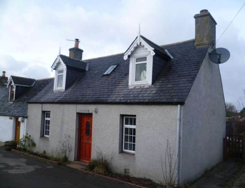 3 Bedrooms Detached Bungalow for sale in Finlayson Street, Fearn, TAIN, IV20