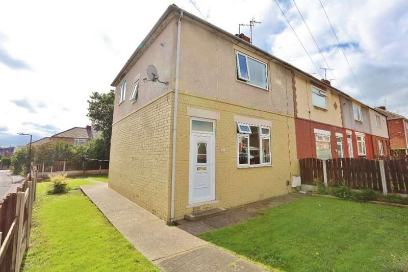 3 Bedrooms Semi Detached House for sale in Addison Road, Mexborough, S64
