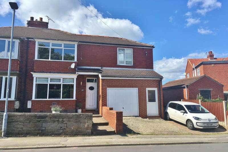 3 Bedrooms Semi Detached House for sale in School Street, Darfield, Barnsley, S73