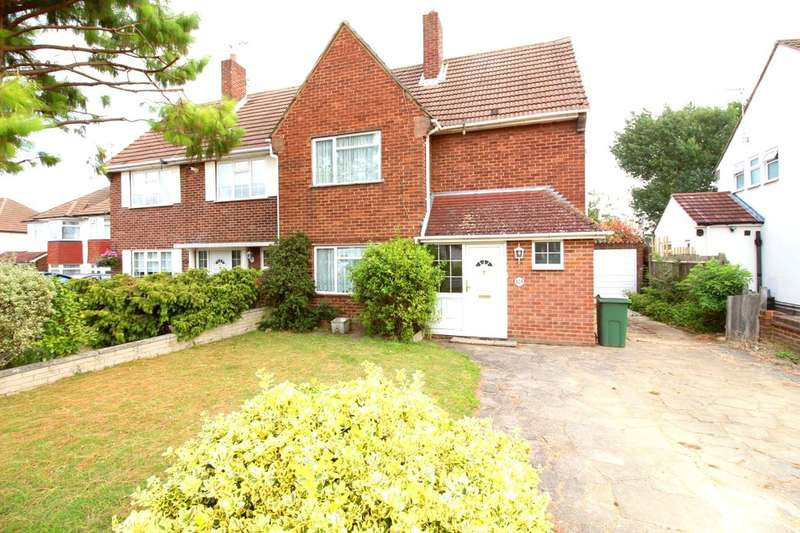 3 Bedrooms Semi Detached House for sale in Hillcrest Road, Orpington, BR6