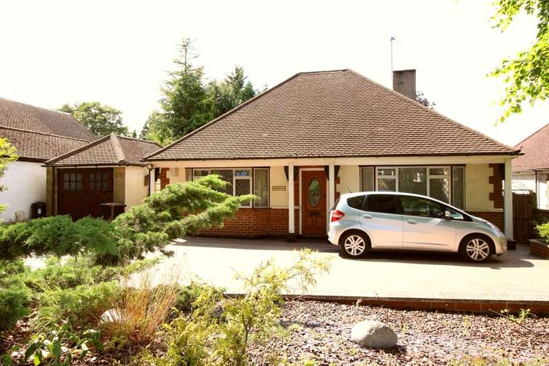 2 Bedrooms Detached Bungalow for sale in Chelsfield Lane, Orpington, BR6