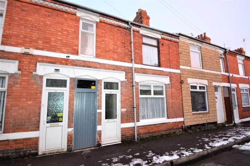 2 Bedrooms Property for rent in Edmund Street, Kettering, NN16