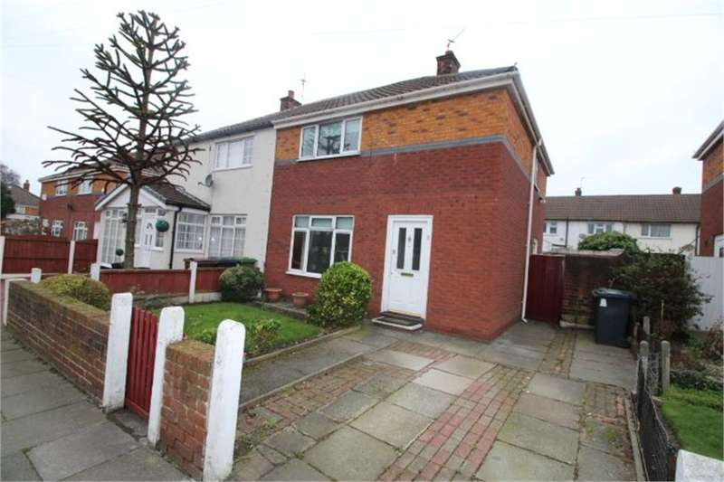 2 Bedrooms Semi Detached House for sale in Dartmouth Drive, Netherton, Merseyside