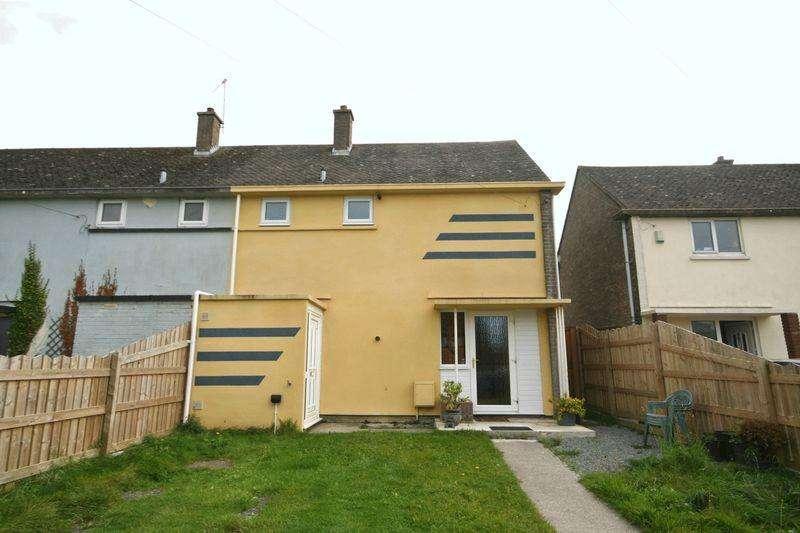2 Bedrooms Semi Detached House for sale in Llanfihangel yn Nhowyn, Anglesey
