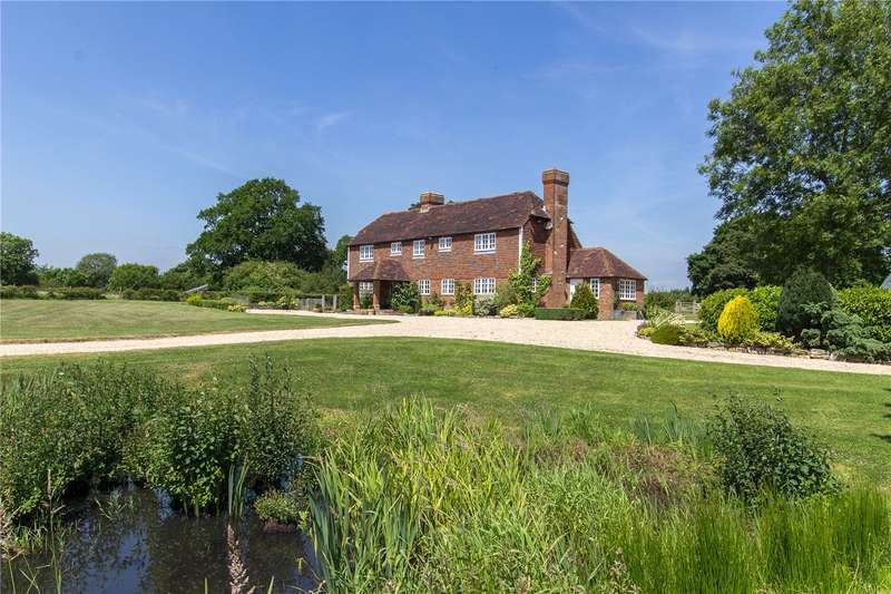 6 Bedrooms Detached House for sale in Brays Hill, Ashburnham