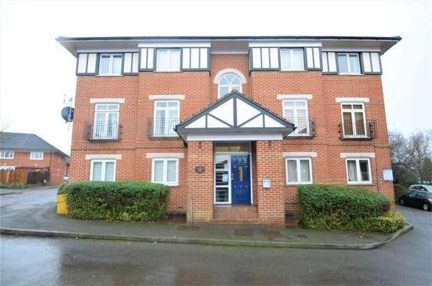 1 Bedroom Flat for sale in Frensham Court, Alwyn Gardens, Hendon