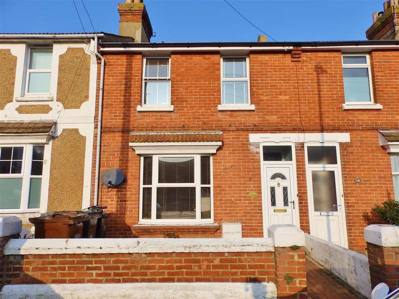 2 Bedrooms Terraced House for sale in Dacre Road, Eastbourne