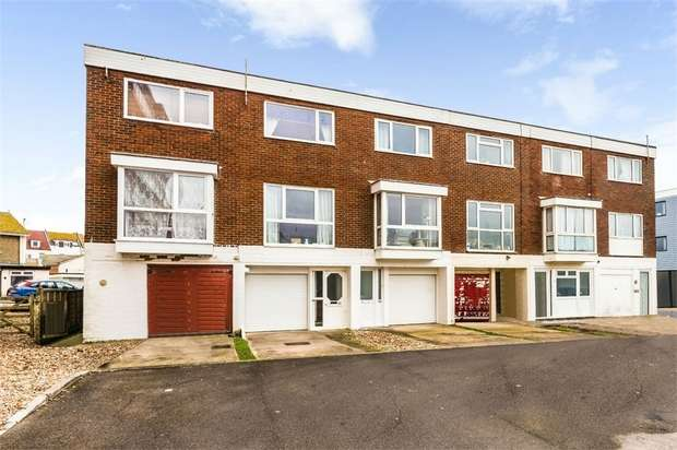 3 Bedrooms Terraced House for sale in Dane Close, Seaford, East Sussex