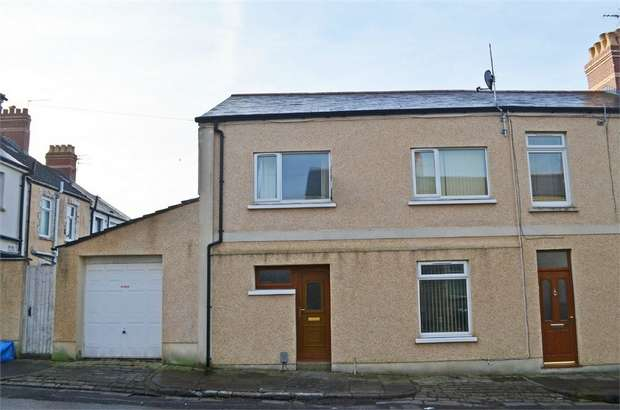 4 Bedrooms End Of Terrace House for sale in King Street, Penarth, South Glamorgan