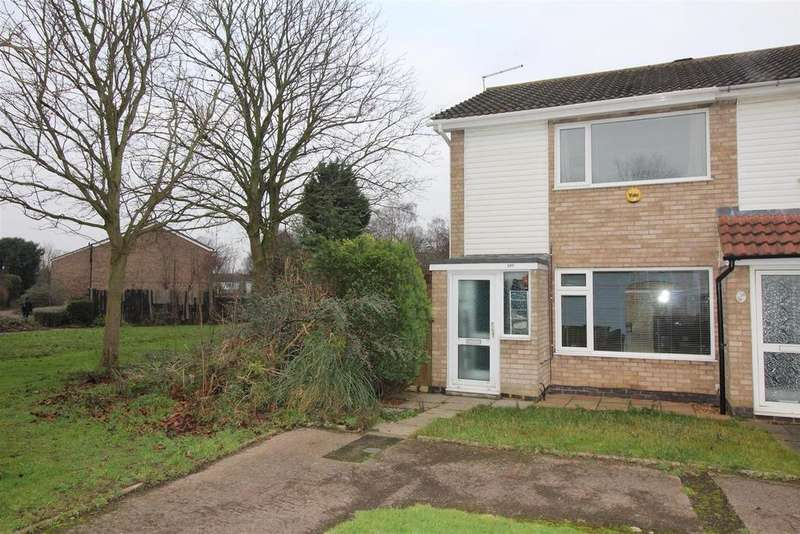 2 Bedrooms End Of Terrace House for sale in Langley, Bretton, Peterborough