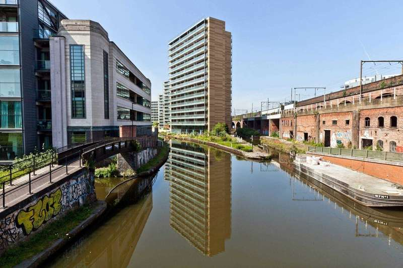 2 Bedrooms Apartment Flat for sale in St George`s Island, 5 Kelso Place, Castlefield