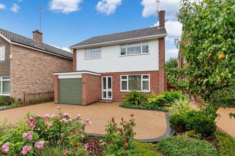 4 Bedrooms Detached House for sale in Ripley/Send Marsh
