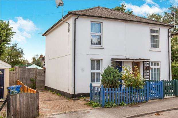 2 Bedrooms Semi Detached House for sale in South Road, Maidenhead, Berkshire