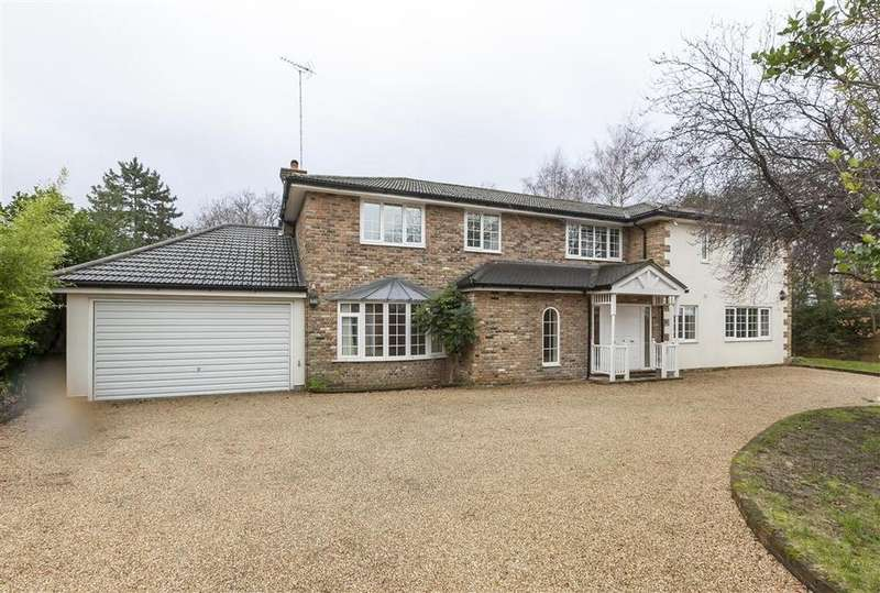 5 Bedrooms House for rent in Claremont Road, Claygate, Surrey, KT10