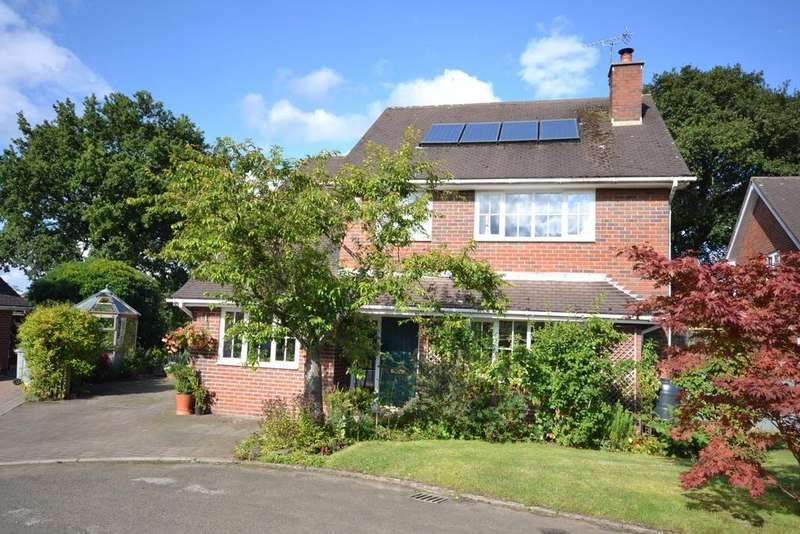 4 Bedrooms Detached House for sale in Millbank Close, Chelford, Macclesfield