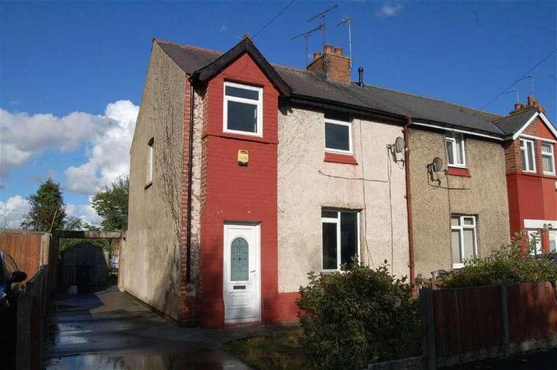 3 Bedrooms Semi Detached House for sale in Cambridge Road, Ellesmere Port
